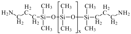 3-aminopropyl endcapped polydimethylsiloxane
