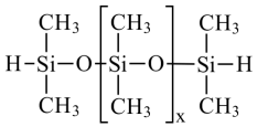 Hydride Terminated Polydimethyl Siloxane